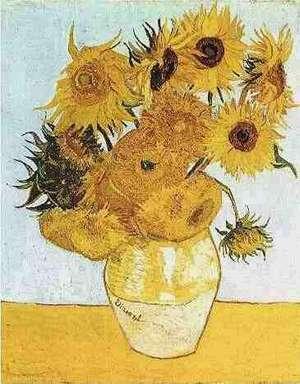 Vincent van Gogh - Słoneczniki